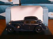 JAGUAR SS 2.5 SALOON DARK BLUE 1936 OXFORD JSS006 1/43 BLEU FONCE BRITISH CAR