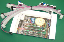 Complete Set Of 9 New Ribbon Cables For All AMS RMX16 Reverb Models. AR