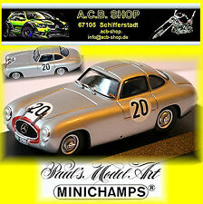 Mercedes 300 SL Le Mans 1952 Hamdan Nafe #20 1:43 Minichamps