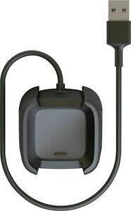 Charging Cable for Fitbit Versa and Versa Lite - Black