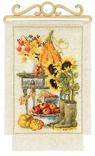 RIOLIS 1657  Cottage Garden  Automne  Broderie  Point de croix compté  Aida