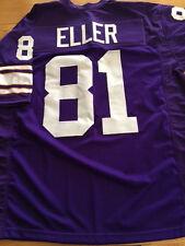 Vikings Carl Eller custom unsigned jersey