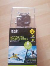 Itek Action Pro Sports Camera 1080p Ultra HD