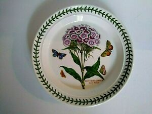 "Portmeirion The Botanic Garden Sweet William Flower 8.5"" Salad Plate"