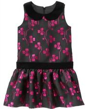 NWT Gymboree GEM Garden Sparkle Jacquard Party Dress  Size 6