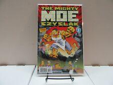 Mighty MOE SZYSLAK #1 (One Shot) Groening SIMPSONS Bongo Comics FOX NM