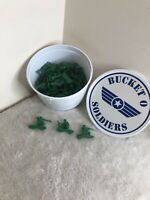 TOY STORY BUCKET O SOLDIERS DISNEY PIXAR APPROX. 65 SOLDIERS
