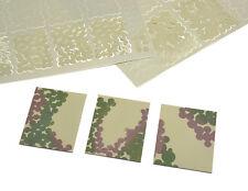 Paint Mask set 1/35 WWII German Disc Camo Ambush equal size roundels Camouflage