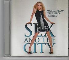 (GA546) Sex And The City: Music From The HBO Series - 2000 CD