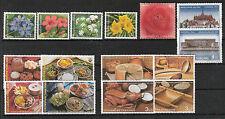 Thailand 15 verschiedene Marken postfrisch aus 2002 (Sätze, Einzelmarken) AC 23