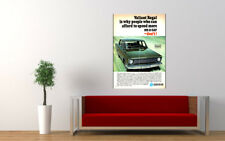 """1967 VC CHRYSLER VALIANT REGAL AD PRINT WALL POSTER PICTURE 33.1""""x23.4"""""""