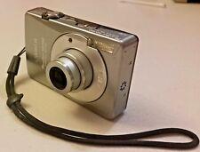 Canon PowerShot Digital ELPH SD750 / Digital IXUS 75 7.1MP Digital Camera - Silv
