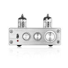 Douk Audio 6J1 Vacuum Tube Preamplifier HiFi Stereo Digital Pre-Amp Treble&Bass
