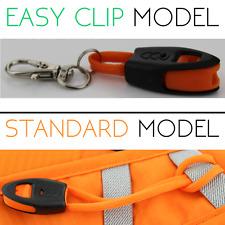 Mini Zip Distress Whistle - EDC Zipper End Survival Kit Camping Jacket Accessory