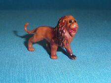 165A Jouet ancien Starlux plastique Lion Animal Afrique Figurine 1/50