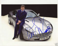 James Bond Collectable Pre-Printed Music Autographs