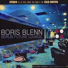 Boris Blenn - Berlin Future Lounge (CD - 2016 - US - Original)