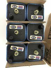 Six Rayovac Lantern Batteries, 6 Volt Alkaline Spring D Cell, 806
