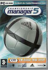 Championship Manager 5 (PC CD-rom)