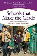 Schools That Make the Grade: What Successful Schools Do to Improve-ExLibrary