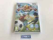 Academy Of Champions Football - Nintendo Wii - PAL FR - Neuf Sous Blister
