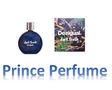 DESIGUAL DARK FRESH MAN EDT VAPO NATURAL SPRAY - 100 ml