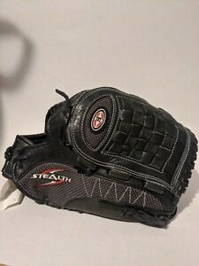 "Easton SS125 12.5"" Baseball Softball Pitchers Glove Right Hand Throw"