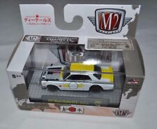 2017 M2 MACHINES AUTO JAPAN 1971 NISSAN SKYLINE GT-R WHITE & YELLOW JPN01