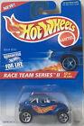 Hot Wheels 1995 Baja Bug Blue 2/4 # 393 RACE TEAM SERIES 1/64 New 60