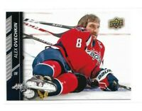2015-16 UPPER DECK OVERSIZED #185 ALEX OVECHKIN UD CAPITALS