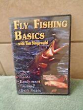 fly fishing basics dvd