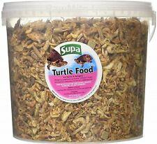 Turtle & Terrapin - (3 LITRI) - Supa Rettile Cibo Gamberetti BP pawmits 3000ml MANGIME