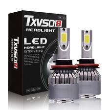 H11 LED 6000K Light Bulb Kit to Suit Holden VE Commodore SV6 SS SSV Fog Lights