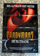 CANDYMAN 2 - Die Blutrache * A1-VIDEO-POSTER - Ger 1-Sheet ´95 TONY TODD