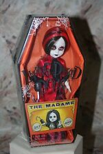 "LIVING DEAD DOLLS LDD SERIES 30 VARIANT ""THE MADAME"" DOLL 10"" TALL NEW MEZCO"