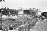 Foto-Negativ, Westfront, entlang der Maginotlinie, Bunkeranlage; 5026-379/7