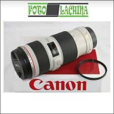 Canon Zoom Lens EF 70-200 mm f 4 L IS USM Stabilizzato 🔝