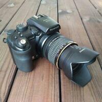 Fujifilm FinePix S Series S9600 9.0MP Digitalkamera - Schwarz Kit mit 28-300mm