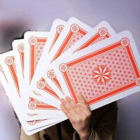 Funny JUMBO PLAYING CARDS GIANT Deck Poker Large Huge Family Party Playing Game