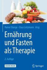 Ernährung und Fasten als Therapie (Deutsch) Taschenbuch ? 17. Oktober 2017