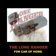 "ENJOY ""THE LONE RANGER"" IN YOUR CAR OR HOME!  2354 OLD TIME RADIO WESTERNS"