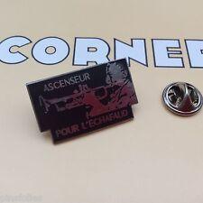 Pin's Folies *** Corner signé n° 500 Cinema Movie Ascenceur pour l'echafaud