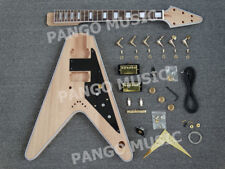 Pango Flying V DIY Electric Guitar Kit / DIY Guitar (PFV-627K)
