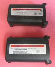 2  Japanese Cells SYM-9000i Li-Ion Battery 7.4V 2600mAh For Symbol MC9000 Series