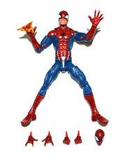"Marvel Legends Infinite Series Pizza Spiderman 6"" Loose Action Figure UK"