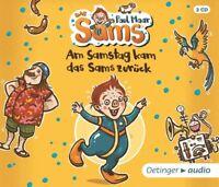 PAUL MAAR - AM SAMSTAG KAM DAS SAMS ZURÜCK - MONTY ARNOLD  3 CD NEW