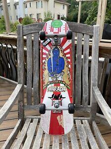 vintage skateboard complete