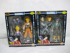 Lot 2 DragonBall Z Ultimate Evolution Saiyan figure Gohan & Trunks Japan