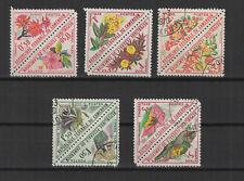 Cameroun 1963 10 timbres taxe neufs et oblitérés /T2390