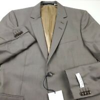 Tiger of Sweden Wool Suit Separate Jacket Mens Size (48) US 38R Taupe